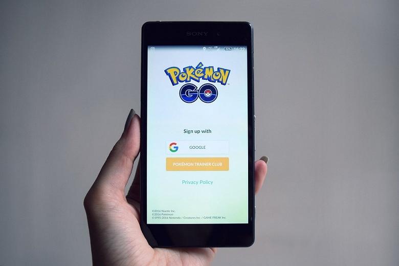 Игра Pokemon Go стала доступна в России - 1
