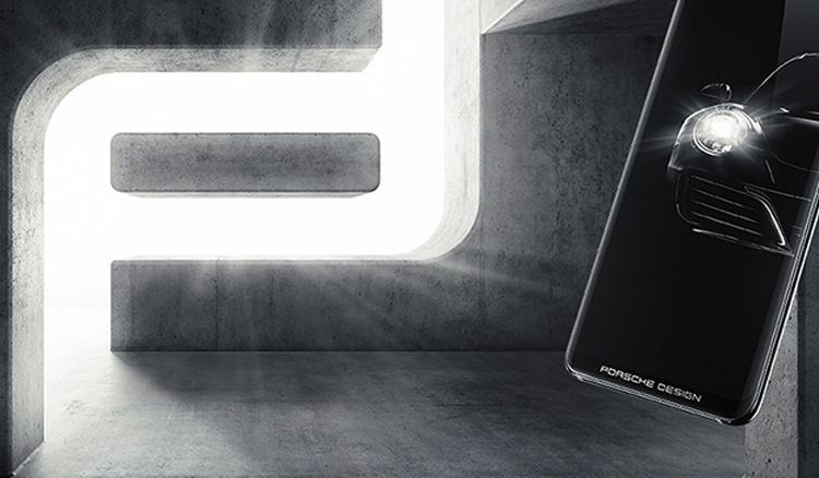 Huawei готовит мощный смартфон Mate 20 Porsche Design