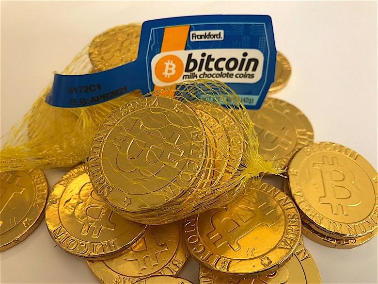 Frankford Candy предложила Bitkoin по $1