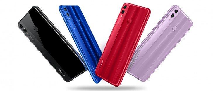Смартфон Honor 8X выходит за пределы Китая - 2