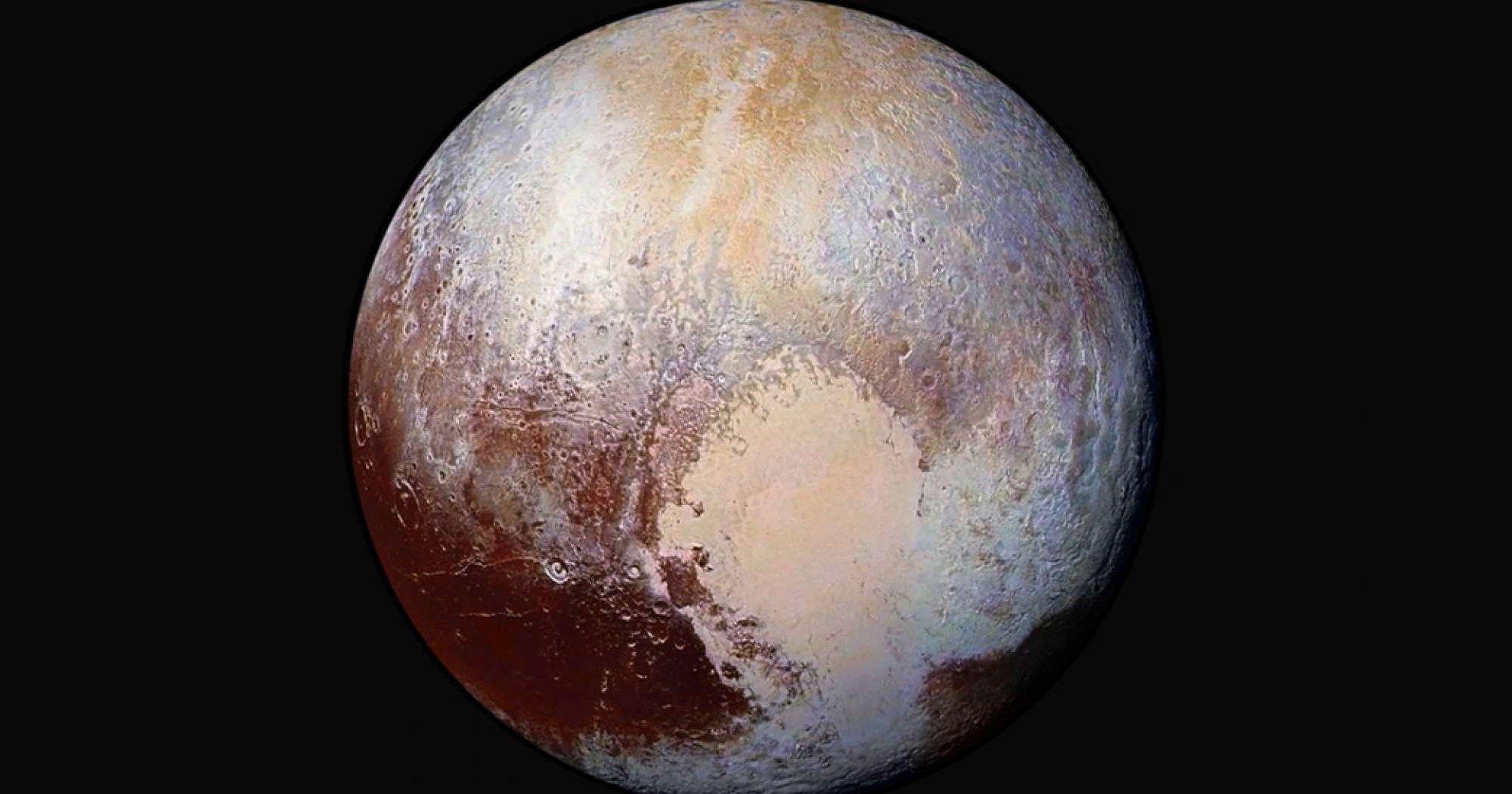 Плутон призывают вернуть в список планет