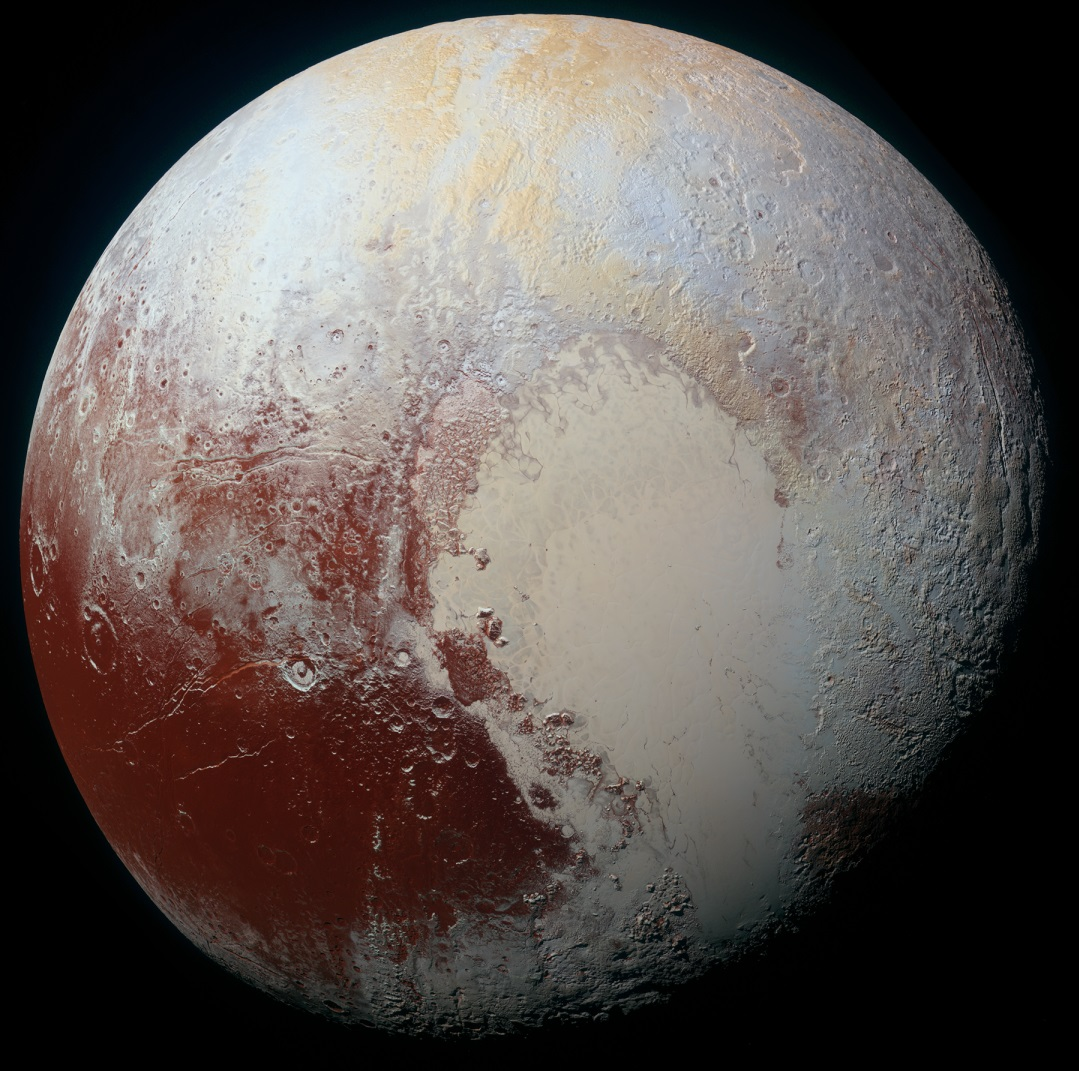 Плутон считать планетой - 1
