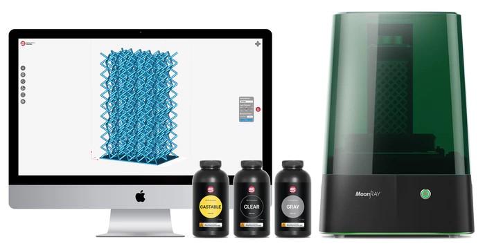 Убийца Form 2? Обзор 3D-принтера MoonRay S100 для стоматологов - 2