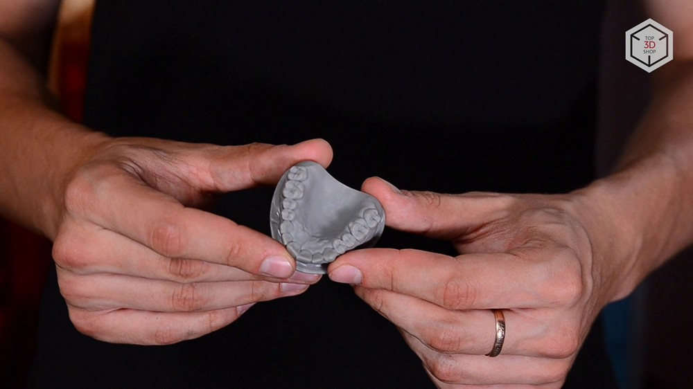 Убийца Form 2? Обзор 3D-принтера MoonRay S100 для стоматологов - 20