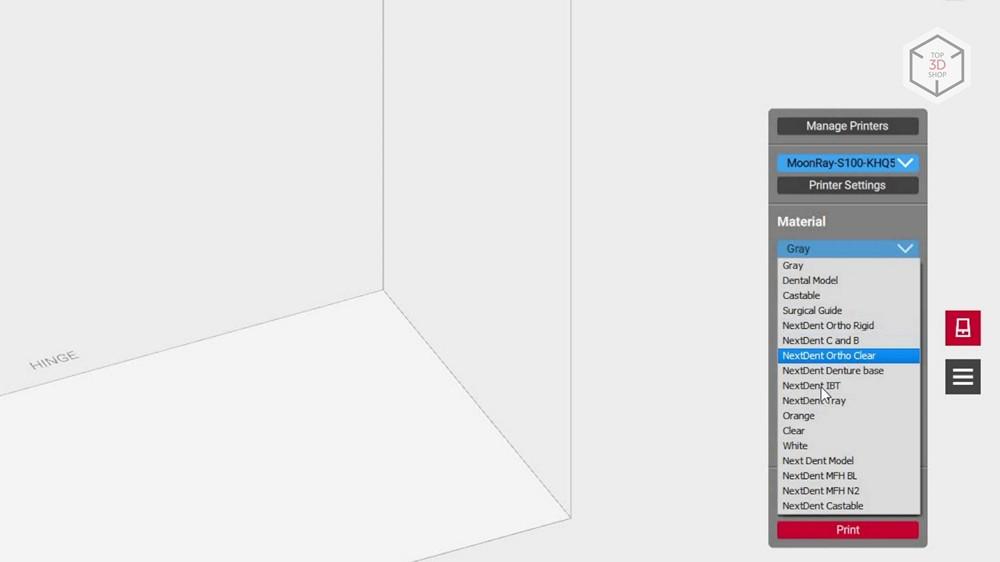 Убийца Form 2? Обзор 3D-принтера MoonRay S100 для стоматологов - 26