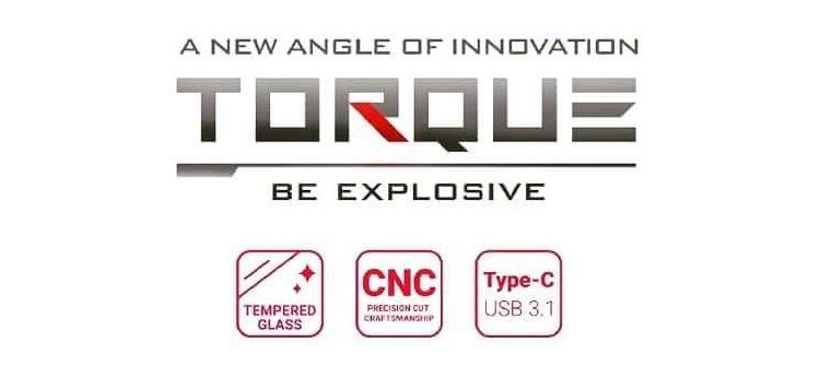 Antec готовит эффектный ПК-корпус открытого типа Torque