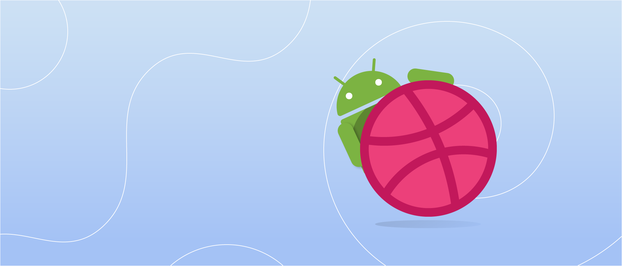 Из Dribbble в Android Motion - 1