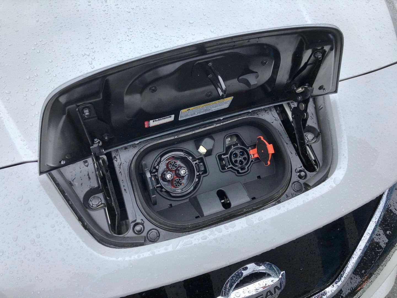 Тест-драйв VW e-Golf, Nissan Leaf и Tesla Model 3 - 10