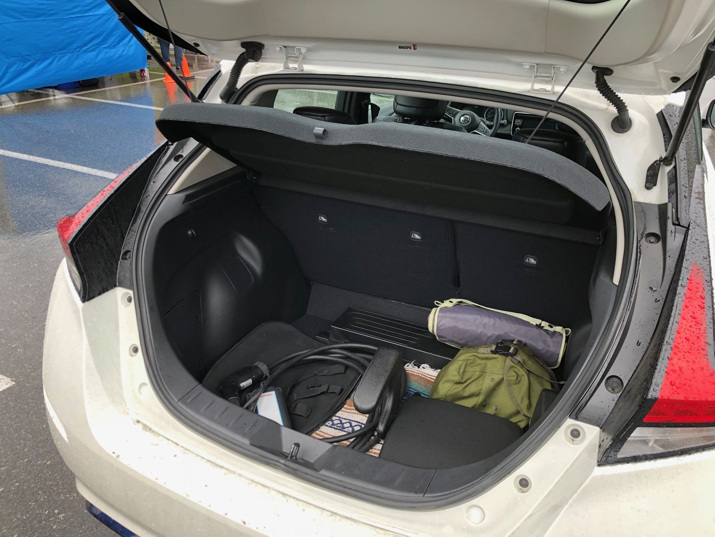 Тест-драйв VW e-Golf, Nissan Leaf и Tesla Model 3 - 9