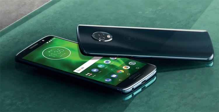В семейство смартфонов Moto G7 войдут две модели