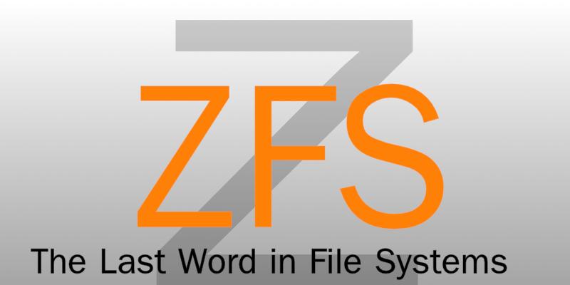 ZFS и скорость доступа к диску в гипервизорах - 1