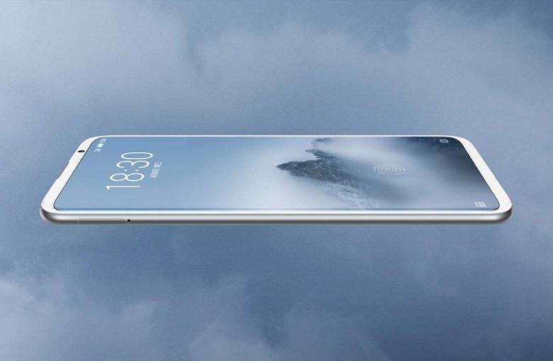 Бюджетный смартфон Meizu 16X будет доступен в белом цвете с премиальным материалом корпуса