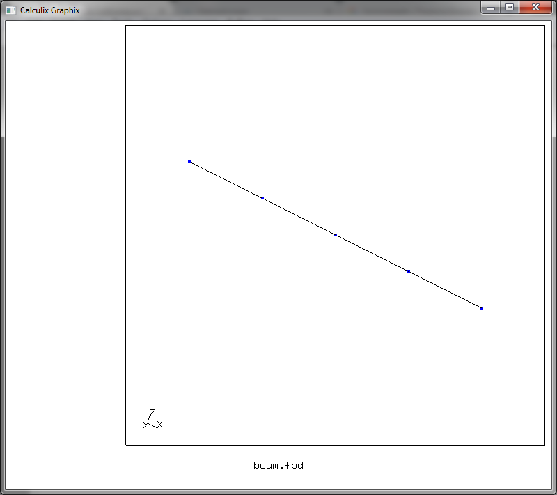 Изучаем сопромат с CalculiX - 17
