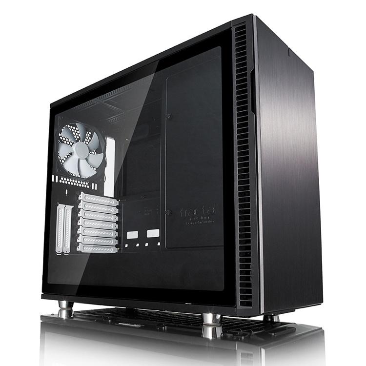 Новый ПК-корпус Fractal Design Define R6 оснащён портом USB Type-С