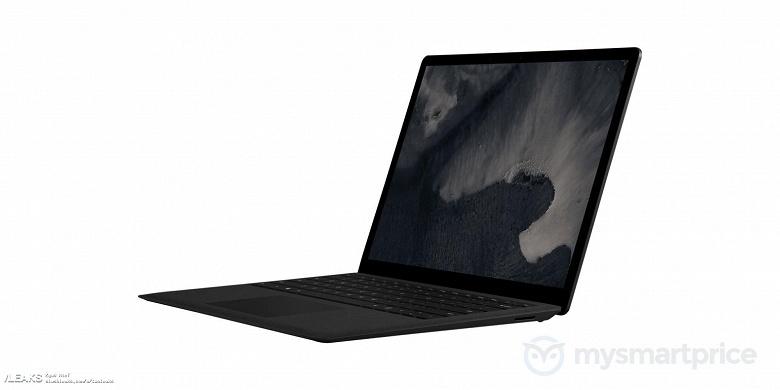 Microsoft Surface Laptop нового поколения