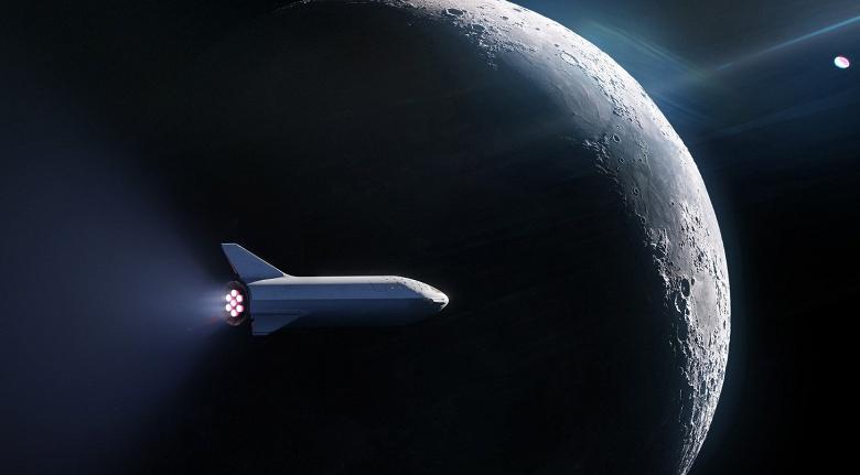 Завтра SpaceX объявит имя первого человека, который совершит полёт вокруг Луны на ракете BFR