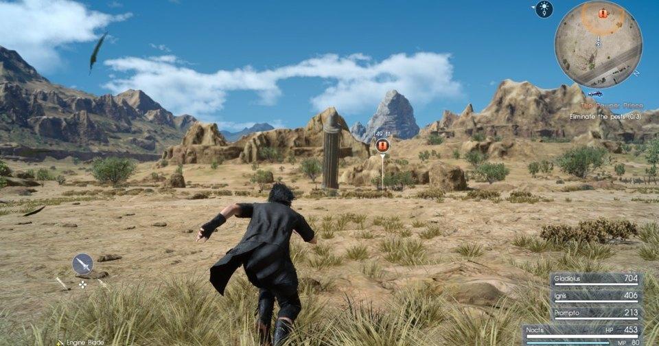 Пять видеоигр с самым большим открытым миром