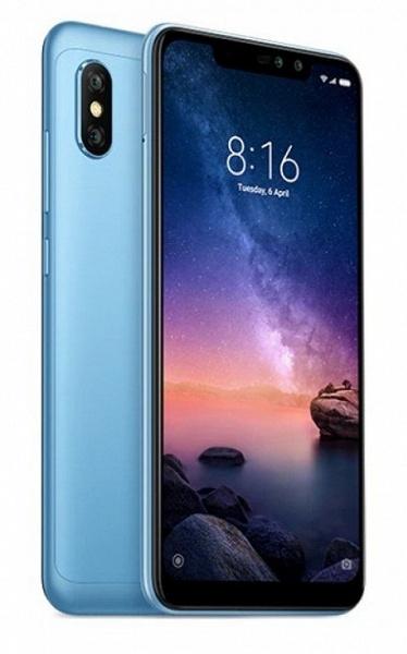 Международная версия Xiaomi Redmi Note 6 Pro появилась в предзаказе
