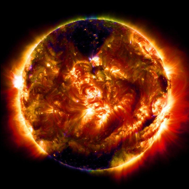 Удивительный космос: 5 снимков NASA