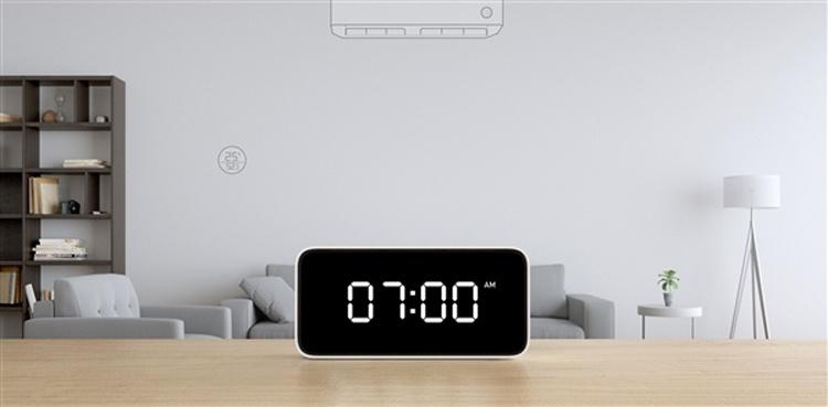 Xiaomi представила «умный» будильник Xiao AI Smart Alarm Clock