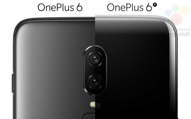 OnePlus 6T в сравнении с OnePlus 6