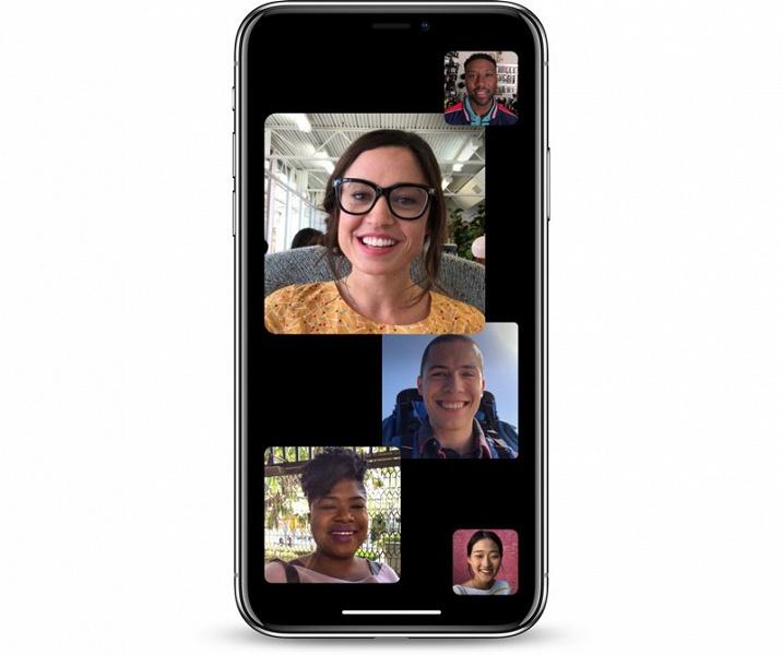 Первая бета-версия iOS 12.1 возвращает групповые чаты FaceTime