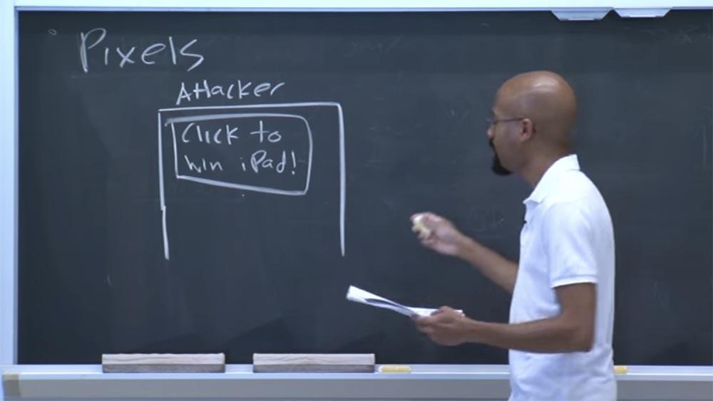 Курс MIT «Безопасность компьютерных систем». Лекция 8: «Модель сетевой безопасности», часть 3 - 7