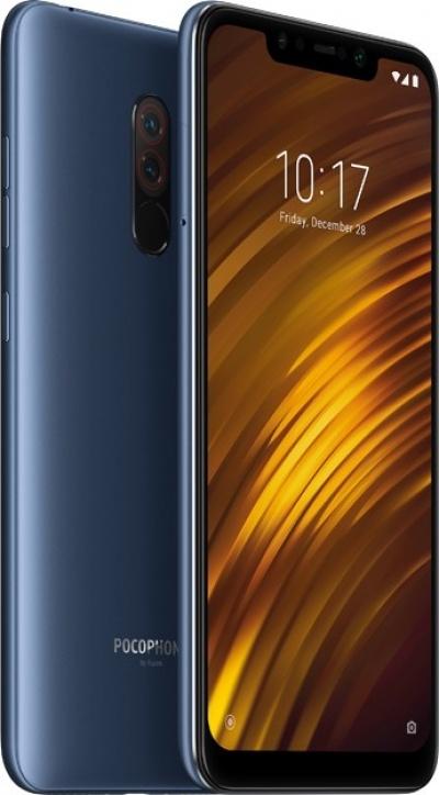 Новая статья: Обзор смартфона Xiaomi Pocophone F1: быть, а не казаться