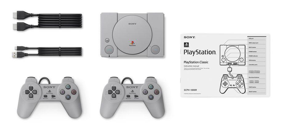 По следам Nintendo: Sony выпускает PlayStation Classic уже в декабре - 2
