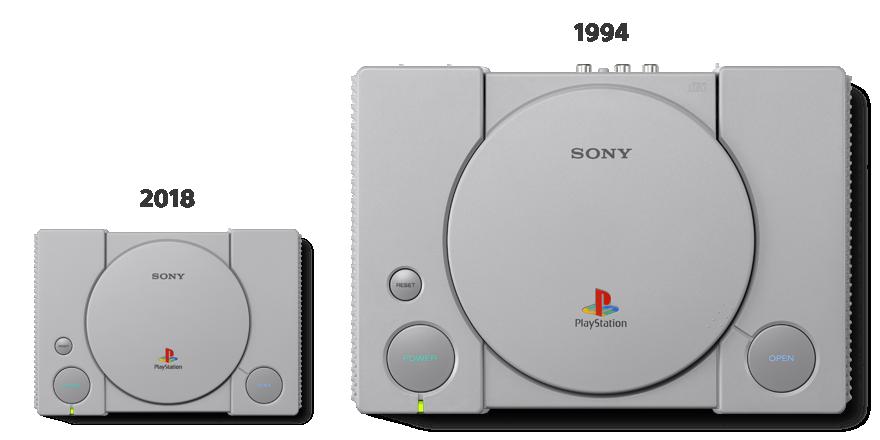 По следам Nintendo: Sony выпускает PlayStation Classic уже в декабре - 1