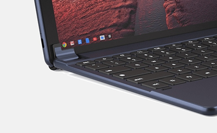 Загадочный планшет на базе Chrome OS замечен на изображениях
