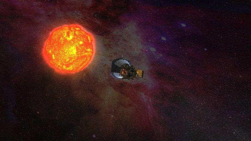 Зонд Parker Solar Probe прислал первый снимок