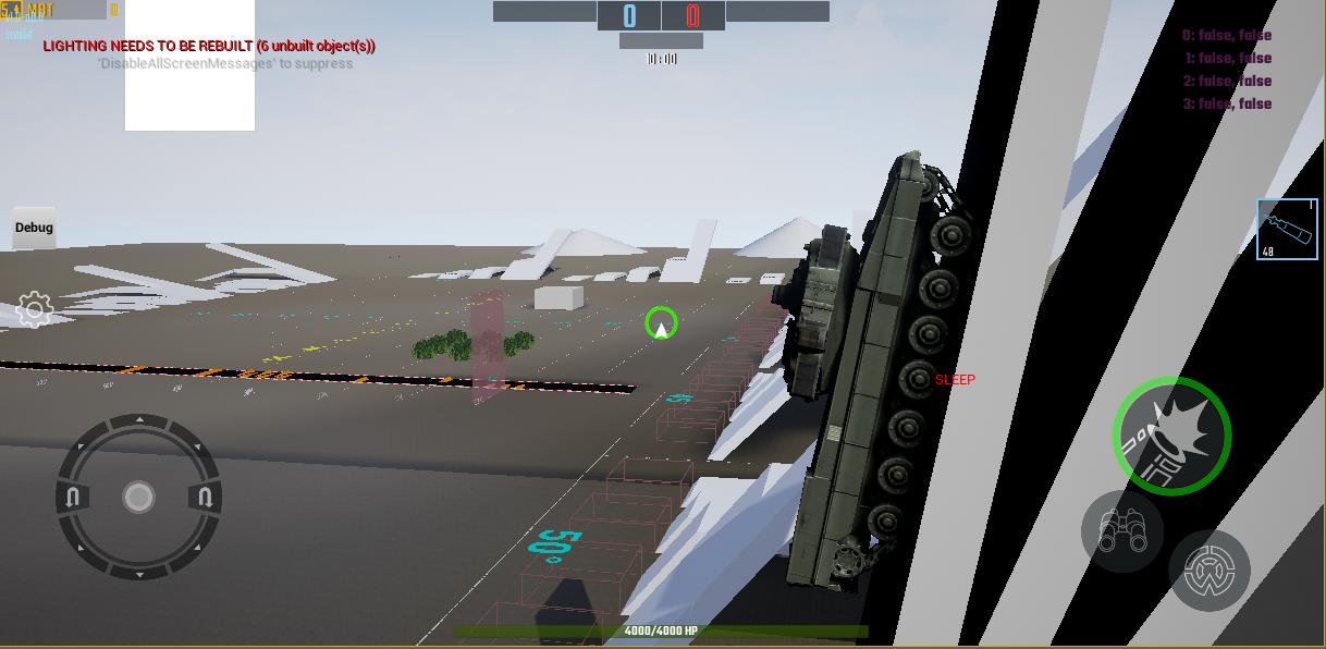 PsRealVehicle, или Open Source-плагин физики танков в Armored Warfare: Assault - 5