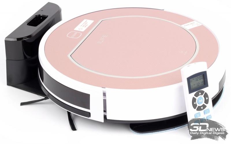 Новая статья: Робот-уборщик ILIFE V7s Plus – без шума, пыли и до блеска!