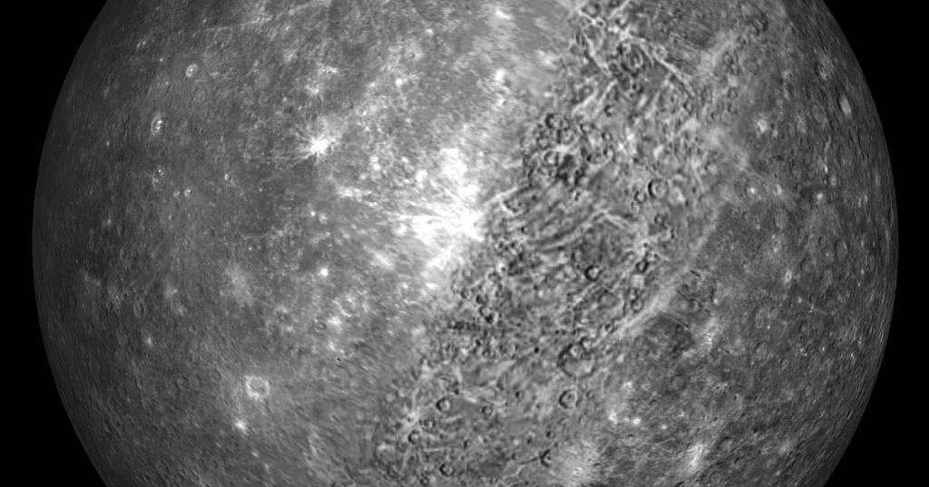 Предложена новая теория формирования Меркурия