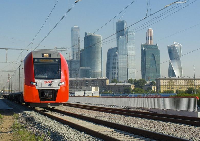 В Москве запустят беспилотные электрички в 2019 году