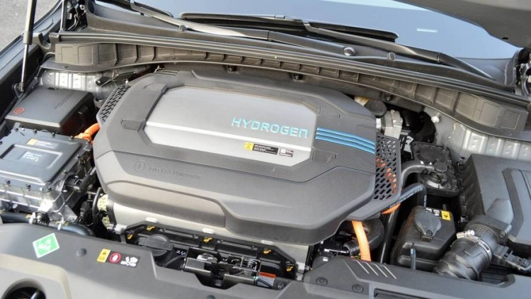 Hyundai поставит в Швейцарию 1000 грузовиков на водородном топливе