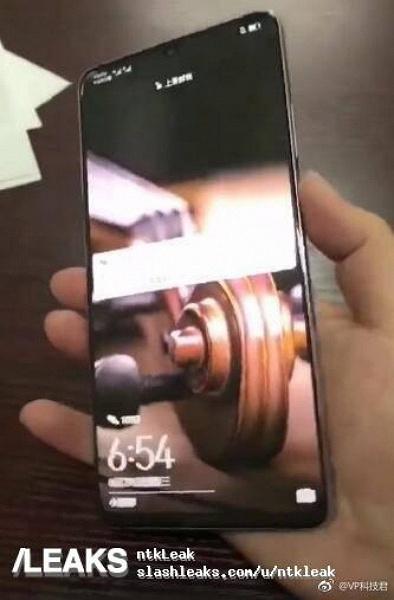 Живые фото демонстрируют стандартную версию флагманского камерофона Huawei Mate 20