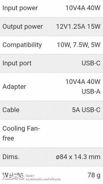 Huawei CP60, характеристики