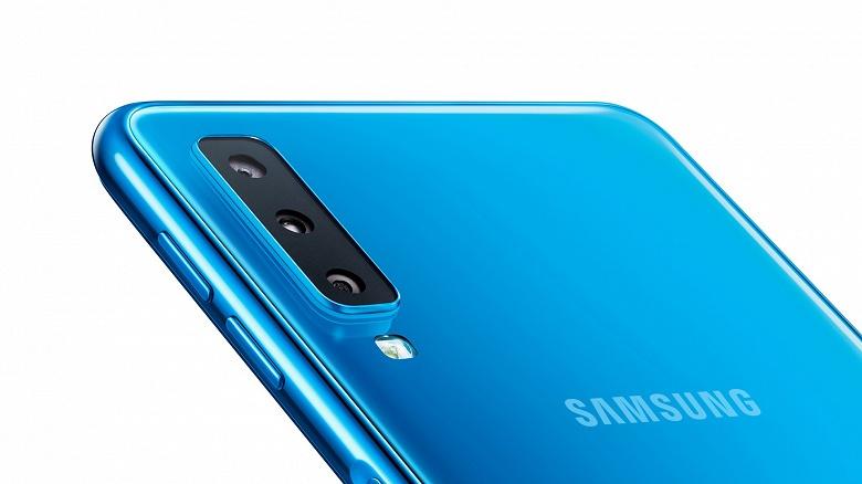 В новом смартфоне Samsung будет многомодульная камера с четырьмя датчиками, причём для получения фото они все будут работать одновременно