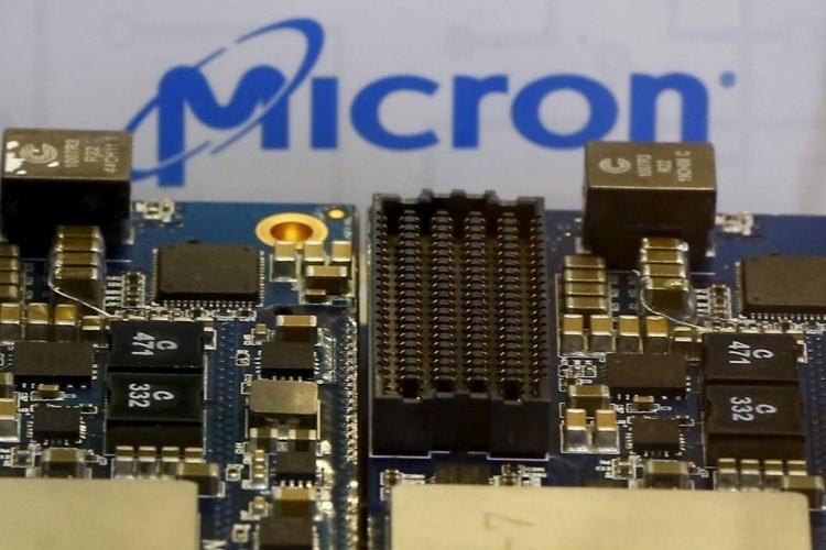 Micron стала второй по величине полупроводниковой компанией в США