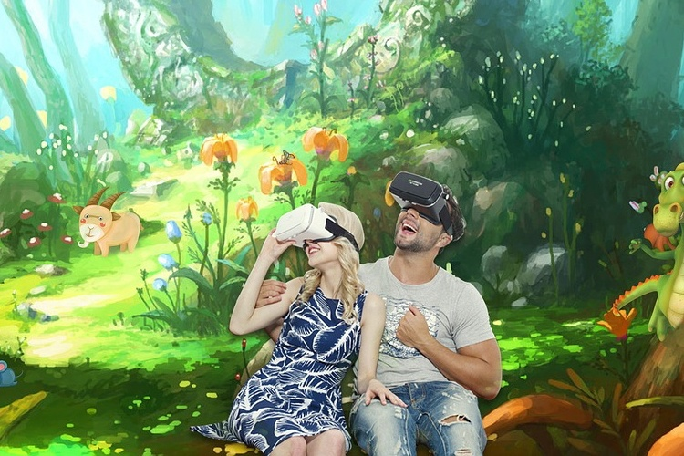 Мировой рынок AR/VR-шлемов в 2018 году вырастет практически на треть