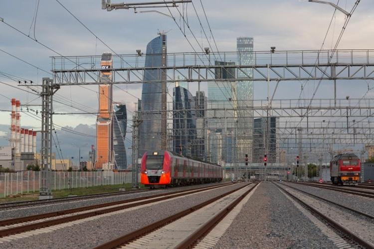 В Москве планируется запустить беспилотные электрички