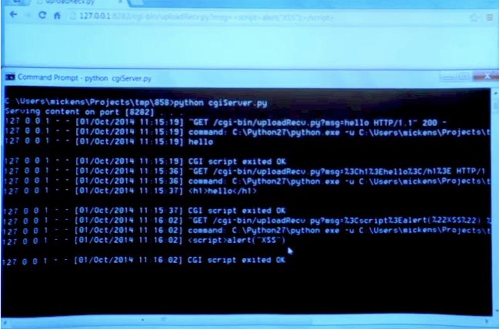 Курс MIT «Безопасность компьютерных систем». Лекция 9: «Безопасность Web-приложений», часть 1 - 14