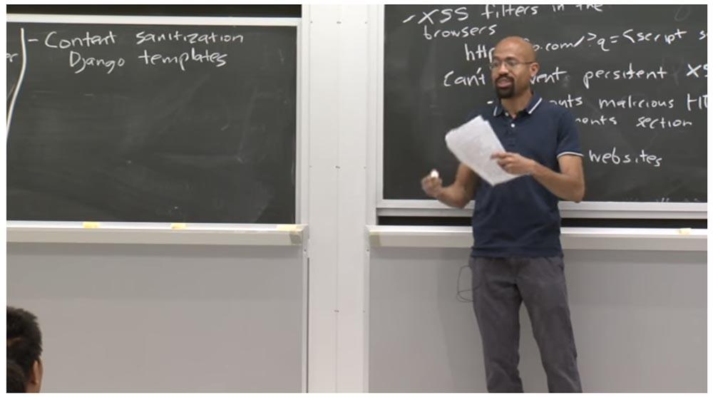 Курс MIT «Безопасность компьютерных систем». Лекция 9: «Безопасность Web-приложений», часть 1 - 21