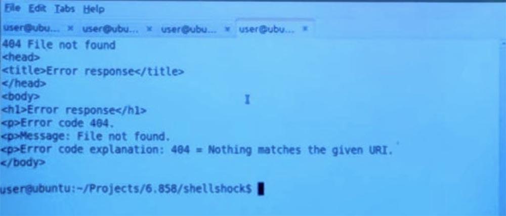 Курс MIT «Безопасность компьютерных систем». Лекция 9: «Безопасность Web-приложений», часть 1 - 7