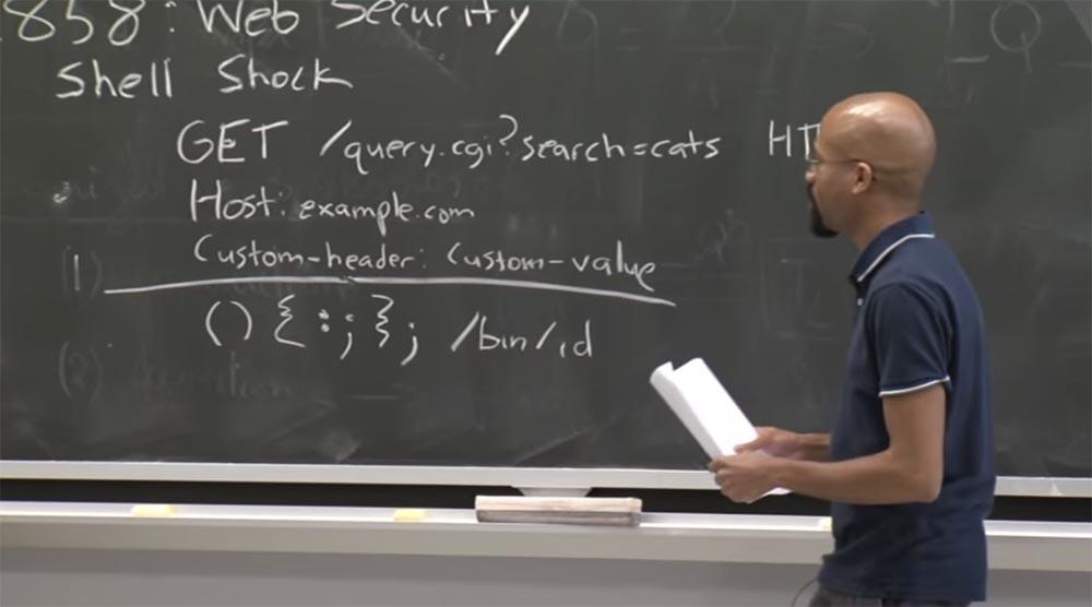 Курс MIT «Безопасность компьютерных систем». Лекция 9: «Безопасность Web-приложений», часть 1 - 1