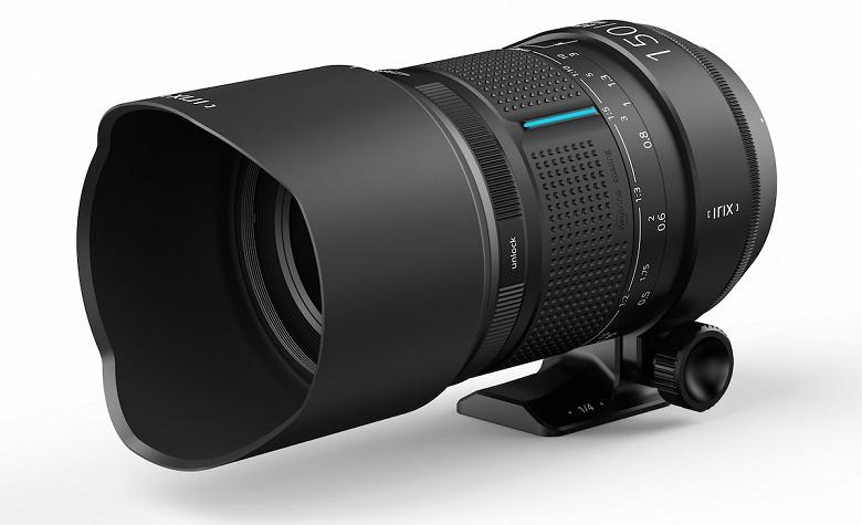 Представлен полнокадровый объектив Irix 150mm f/2.8 Macro 1:1