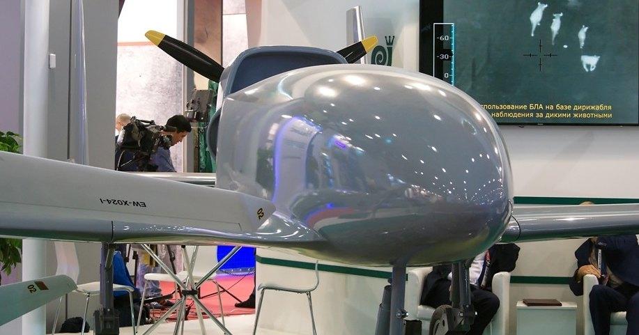 Беларусь разработала собственный беспилотник