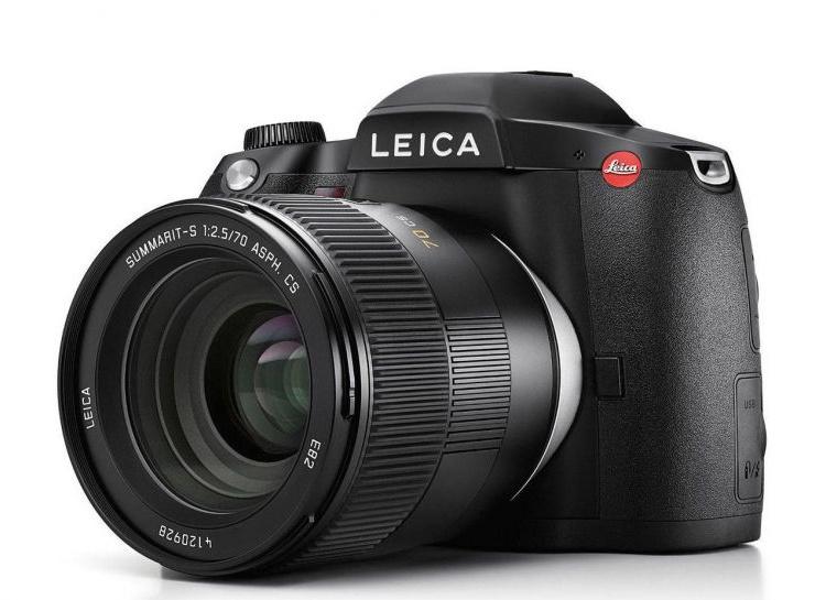 Фотокамера Leica S3 получит 64-Мп датчик